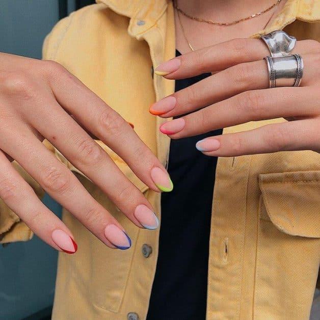 Fotos de uñas acrílicas