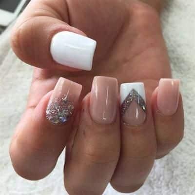 Imagenes de uñas acrilicas sencillas