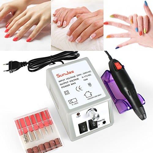 Mejores máquinas de uñas acrílicas
