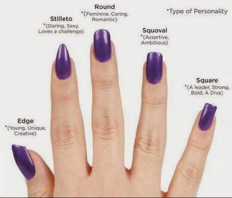 Cuantos tipos de uñas acrílicas hay