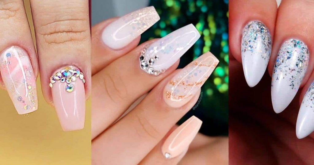 Estilos de uñas acrílicas