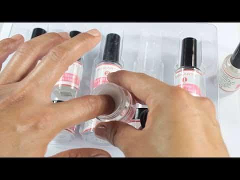 ¿El olor de las uñas acrílicas hace daño en el embarazo?