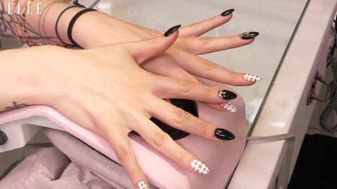 Que son las uñas acrílicas