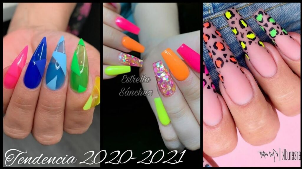Juveniles uñas acrílicas 2021