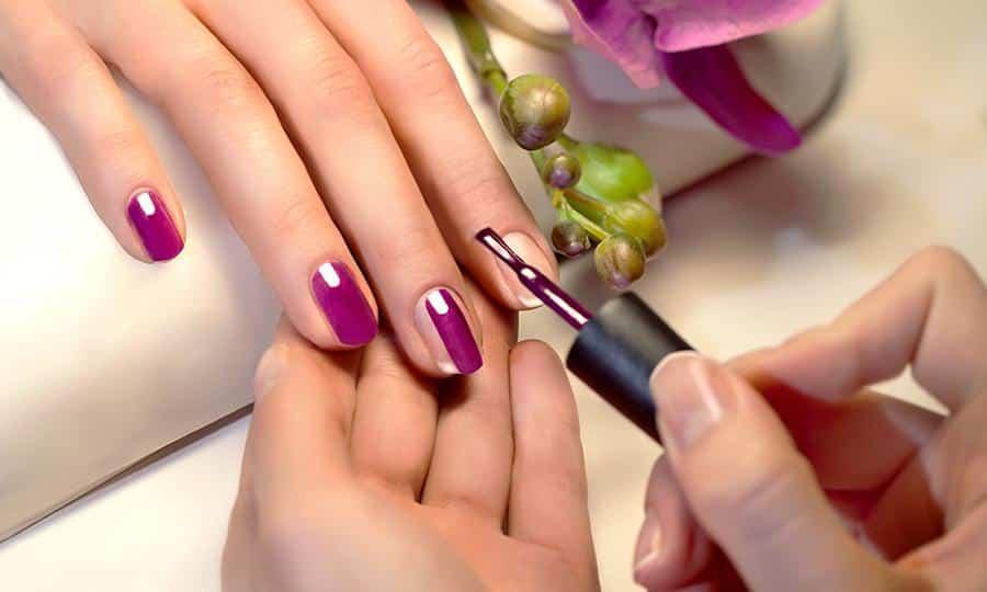 Groupon uñas acrílicas