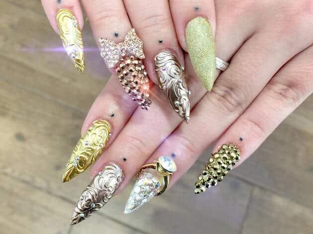Ofertas de uñas acrílicas en Madrid